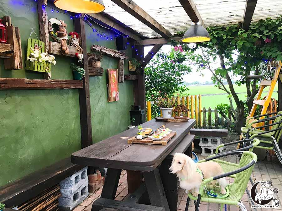 宜蘭貓天空寵物民宿-下午茶