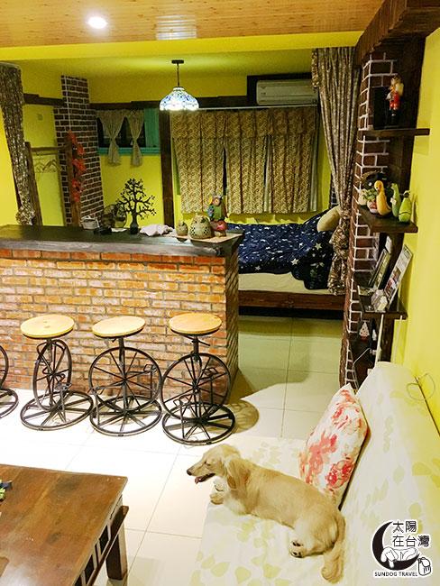 貓天空歐哈那客廳、房間