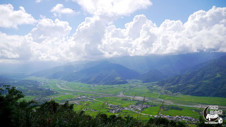 花東縱谷-六十石山