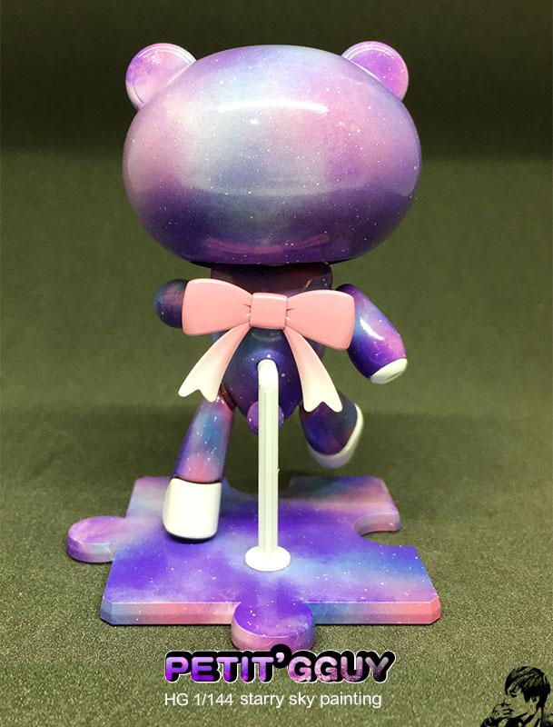 小凱熊-鋼彈星空塗裝-曹郡梃
