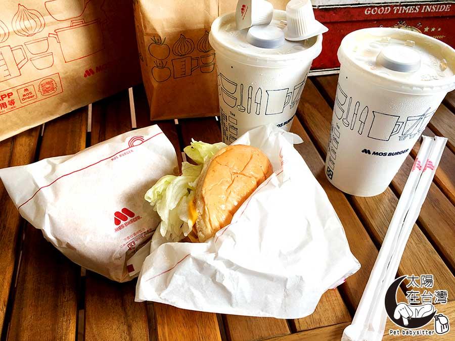 民宿早餐是MOS