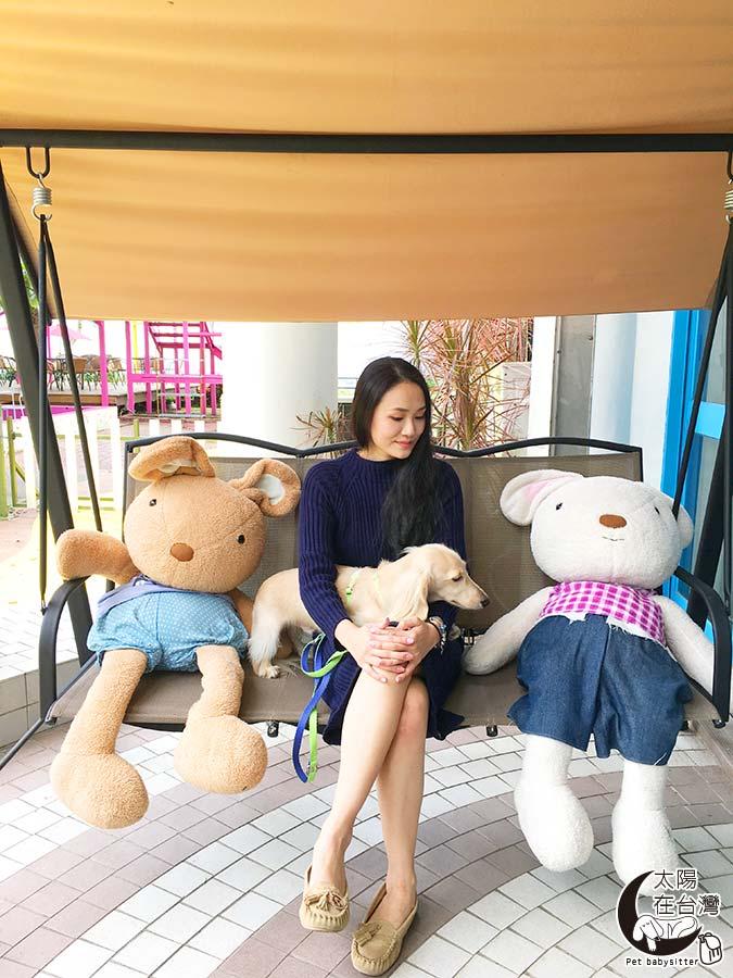 A‧maze兔子迷宮咖啡餐廳-太陽在台灣